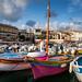 Port de Cassis tout en couleurs par Sylvester Supertramp - Cassis 13260 Bouches-du-Rhône Provence France
