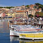 Cassis - le port si coloré et mignon by whisky&co - Cassis 13260 Bouches-du-Rhône Provence France