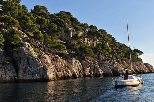Côte d'Azur - Cassis, les calanques par Patrick.Raymond