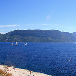 Baie de Cassis - Cap Canaille - Mistral & voiliers by Seb+Jim - Cassis 13260 Bouches-du-Rhône Provence France