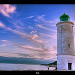 Phare du port de Cassis / Cassis's lighthouse by  - Cassis 13260 Bouches-du-Rh&ocirc;ne Provence France