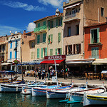 Cassis... et ses pointus by Laurice Photography - Cassis 13260 Bouches-du-Rhône Provence France