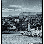 L'hiver s'estompe... plage de Cassis par Gabi Monnier - Cassis 13260 Bouches-du-Rhône Provence France