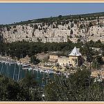 Calanque de port miou par laetitiablabla (pas de post traitement) - Cassis 13260 Bouches-du-Rhône Provence France
