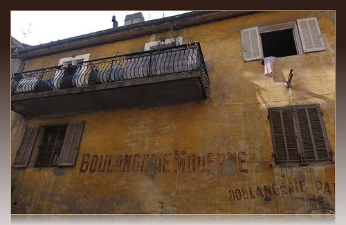 """""""Boulangerie Moderne"""" - le moderne d'avant par laetitiablabla (pas de post traitement)"""