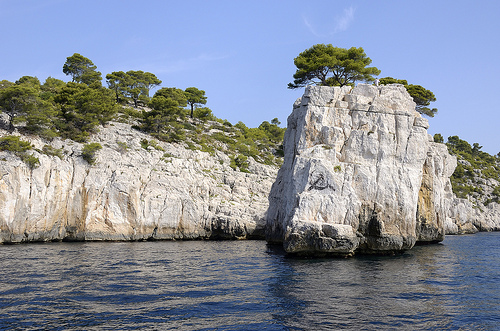 Calanques - Cassis by Massimo Battesini
