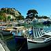 Cassis - barques de pêche par larsen & co - Cassis 13260 Bouches-du-Rhône Provence France