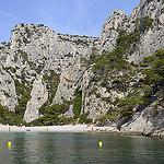 Calanque d'En-vau - Cassis par Massimo Battesini - Cassis 13260 Bouches-du-Rhône Provence France