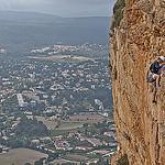 Escalade à Cassis par DB  Photography - Cassis 13260 Bouches-du-Rhône Provence France