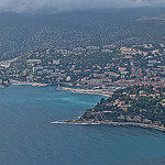Vue sur Cassis depuis la route des Crêtes par DB  Photography - Cassis 13260 Bouches-du-Rhône Provence France