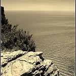 Un balcon sur la mer méditerranée par Jean-Manuel Alvarez - Cassis 13260 Bouches-du-Rhône Provence France