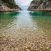 Calanque d'En-vau... la plage de caillou by guitou2mars - Cassis 13260 Bouches-du-Rhône Provence France