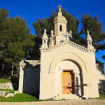 La chapelle Saint Antoine by SeldenVestrit - Cuges les Pins 13780 Bouches-du-Rhône Provence France