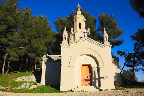 La chapelle Saint Antoine par SeldenVestrit