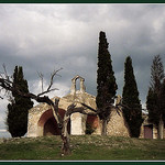 Chapelle Saint-Sixte par Rhansenne.photos - Eygalieres 13810 Bouches-du-Rhône Provence France