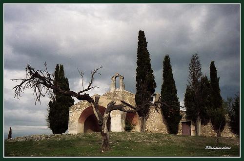 Chapelle Saint-Sixte by Rhansenne.photos