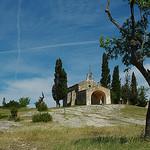 Chapelle St-Sixte par jmt-29 - Eygalieres 13810 Bouches-du-Rhône Provence France