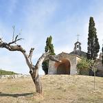 Chapelle Saint Sixte - Les Alpilles par salva1745 - Eygalieres 13810 Bouches-du-Rhône Provence France