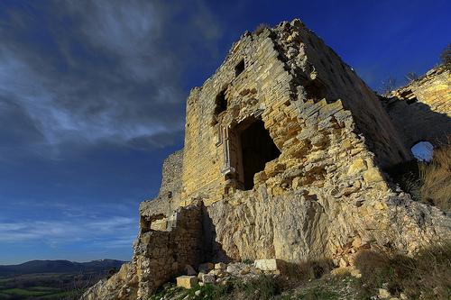 Château de Roquemartine par CharlesMarlow