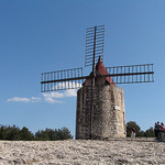 Moulin d'Alphonse Daudet par salva1745 - Fontvieille 13990 Bouches-du-Rhône Provence France