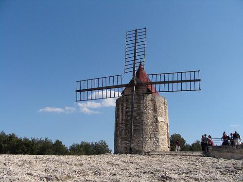 Moulin d'Alphonse Daudet par salva1745