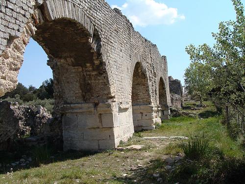 Aqueduc de Barbegal par salva1745