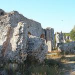 Ruines de l'Aqueduc de Barbegal par Vaxjo - Fontvieille 13990 Bouches-du-Rhône Provence France