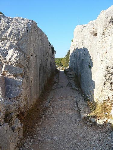 Alpilles - Babregal - Aqueducs Romains par Vaxjo