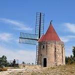 Moulin de Daudet par Giora - Fontvieille 13990 Bouches-du-Rhône Provence France