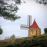 Moulin de Daudet à Fontvieille par Boccalupo - Fontvieille 13990 Bouches-du-Rhône Provence France