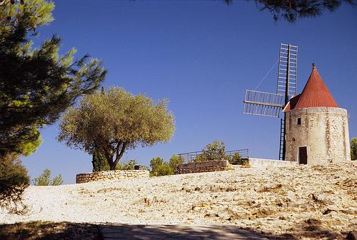 Moulin de Daudet, Provence par Zakolin