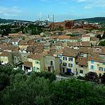 Gardanne - Tuiles et usine d'alumine by larsen & co - Gardanne 13120 Bouches-du-Rhône Provence France