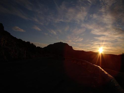 Levé du soleil - Col de l'Espigoulier par Sanka 83