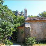 Parc de Saint Pons - Chapelle Saint-Martin-le-Vieux by vhsissi - Gémenos 13420 Bouches-du-Rhône Provence France