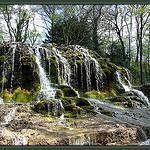 La cascade du moulin - Parc de Saint Pons by myvalleylil1 - Gémenos 13420 Bouches-du-Rhône Provence France