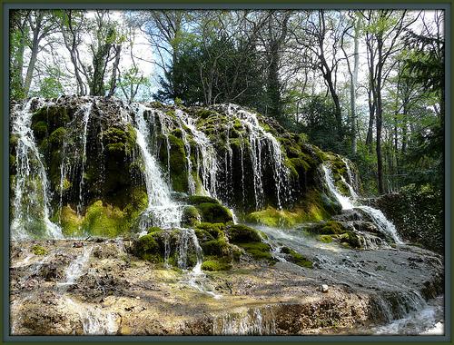 La cascade du moulin - Parc de Saint Pons par myvalleylil1
