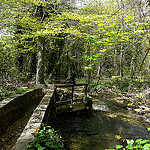 Des canaux d'autrefois by myvalleylil1 - Gémenos 13420 Bouches-du-Rhône Provence France