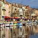 Le miroir du petit port de La Ciotat par davcsl - La Ciotat 13600 Bouches-du-Rhône Provence France
