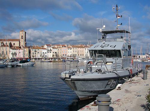 La Ciotat - le port et centre ville by Maxofmars