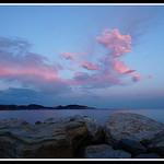 Le ciel rose par J@nine - La Ciotat 13600 Bouches-du-Rhône Provence France