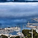 Le port de la Ciotat by David Haas - La Ciotat 13600 Bouches-du-Rhône Provence France
