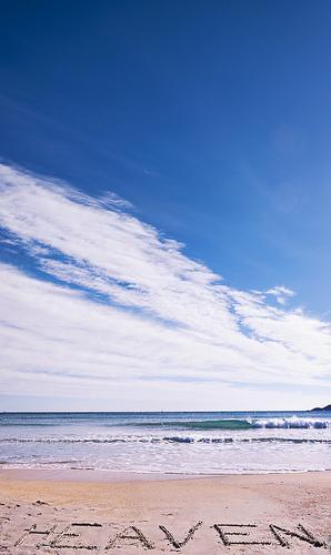 Heaven... côté plage par Cilou101
