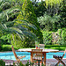Terrasse et piscine par  - La Ciotat 13600 Bouches-du-Rh&ocirc;ne Provence France