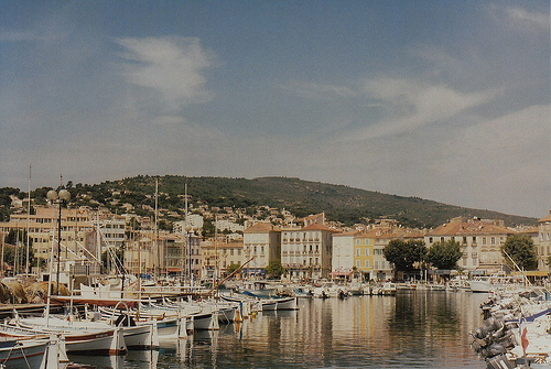 Port de La Ciotat by Petrana Sekula