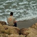 Méditations matinales devant la méditerranée par nosilvio - La Couronne 13500 Var Provence France