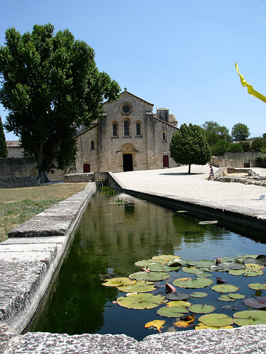 Abbaye de Silvacane  by Marco Ottaviani OFF absent for a week!
