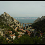 Le village de la Vesse par Patchok34 -   Alpes-Maritimes Provence France