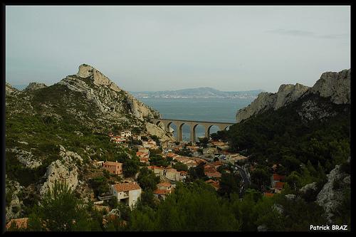 Le village de la Vesse par Patchok34