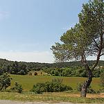 Paysage autour de Lambesc (Nationale 7) by Meteorry - Lambesc 13410 Bouches-du-Rhône Provence France