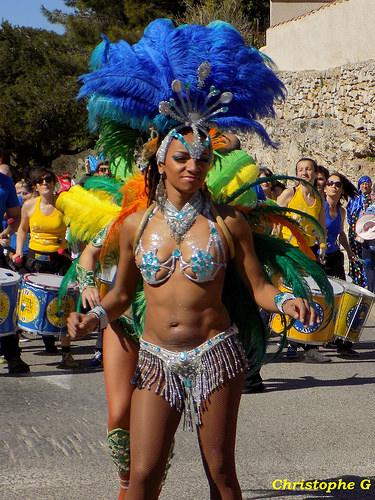 Carnaval de Lançon de Provence by Nature et culture (Sud de la France)